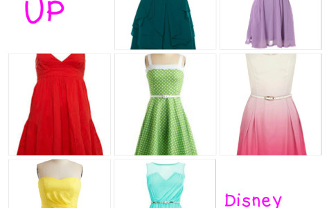 DRESS UP: DISNEY PRINCESSES