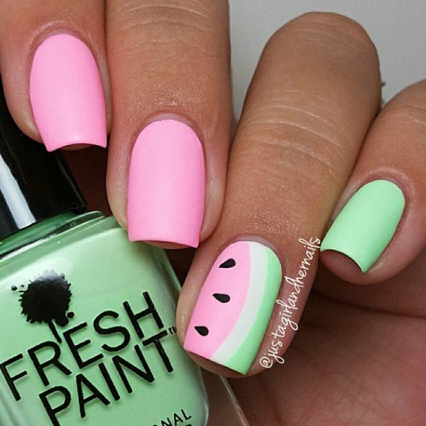 Nail Art: TOP 10 SUMMER NAIL ART!