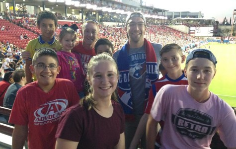 OWLS AT FC DALLAS
