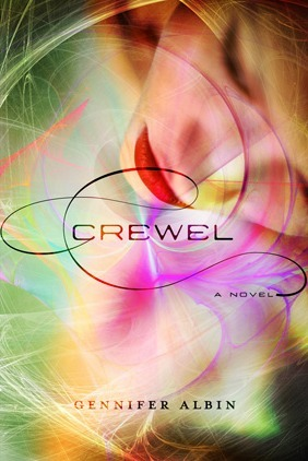 CREWEL, BY GENNIFER ALBIN —  BOOK REVIEW
