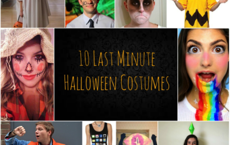 10 LAST-MINUTE HALLOWEEN COSTUMES