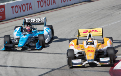 PAGENAUD WINS LONG BEACH IN CONTROVERSIAL FINISH