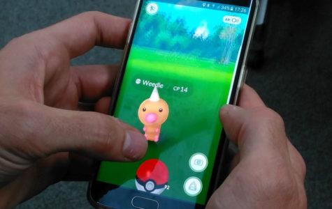 Apple Watch's New Feature: Pokémon Go