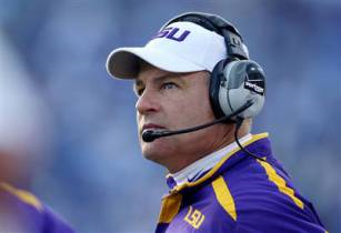 LES MILES FIRED FROM LSU