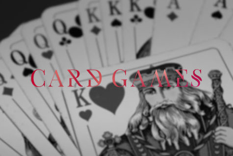 Four Awesome Card Games