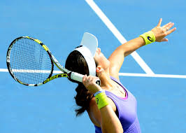 COURTNEY FENECH SHOWS HOW GREAT TENNIS IS
