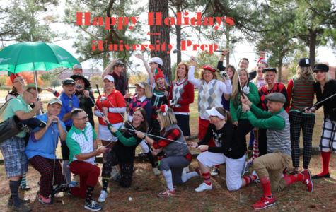 HAPPY HOLIDAYS FROM YOUR iUPREP TEACHERS AND ADMINISTRATORS