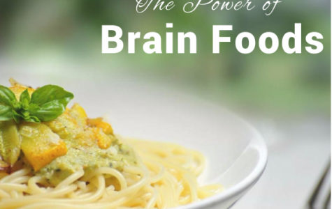 THE POWER OF BRAIN FOODS