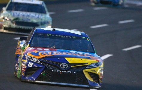 CHAMPIONSHIP CONTENDERS: KYLE BUSCH