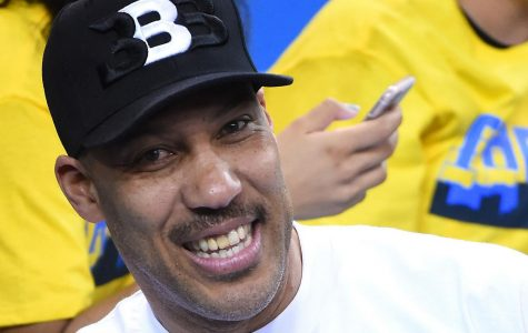 ESPN NEEDS TO STOP GIVING LAVAR BALL A PLATFORM