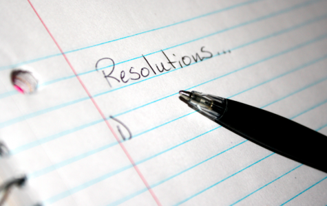2018 MOST POPULAR NEW YEAR'S RESOLUTIONS