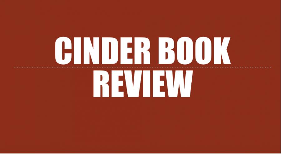 CINDER+BOOK+REVIEW
