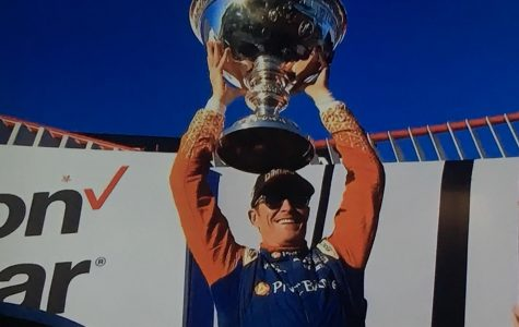 HUNTER-REAY DOMINATES AS DIXON WINS FIFTH TITLE