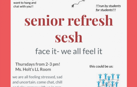 SENIOR REFRESH SESH