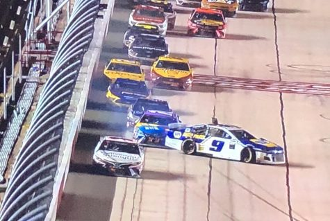 Kyle Busch turns Chase Elliott in Wednesday