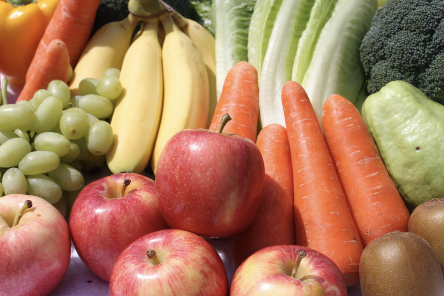 TEENS STILL ARENT EATING NEARLY ENOUGH FRUITS AND VEGETABLES