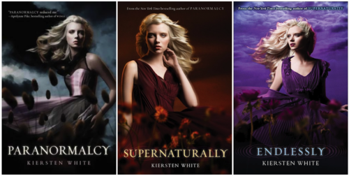 Paranormalcy Trilogy