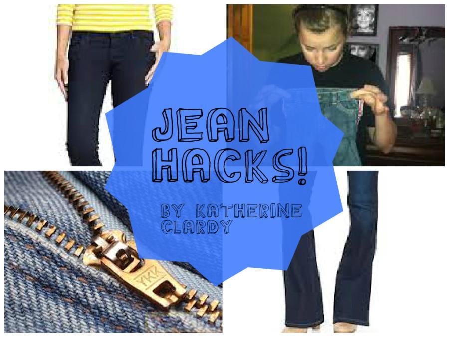 JEAN HACKS!
