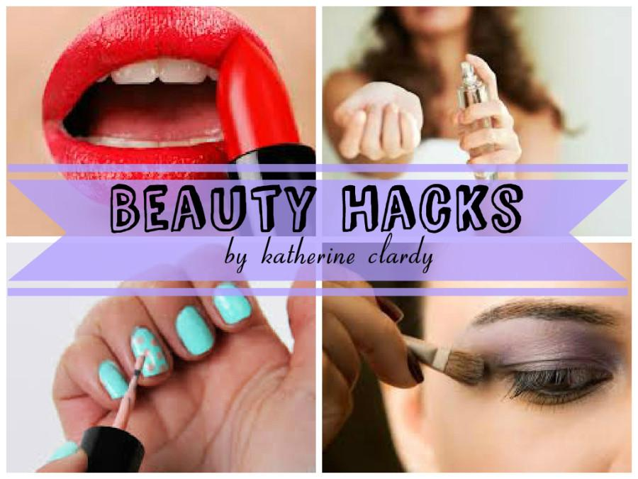 10 BEAUTY HACKS EVERY GIRL NEEDS TO KNOW