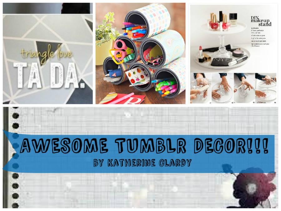 3 AWESOME TUMBLR DECORATIONS