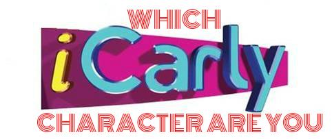 QUIZ: WHICH ICARLY CHARACTER ARE YOU?