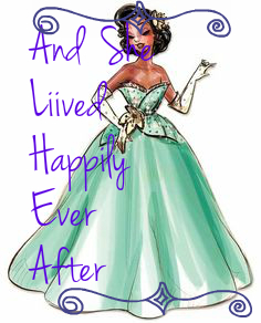 HAPPILY EVER AFTER: TIANA