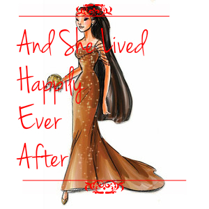 HAPPILY EVER AFTER: POCHAHONTAS