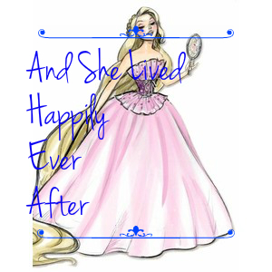 HAPPILY EVER AFTER: RAPUNZEL