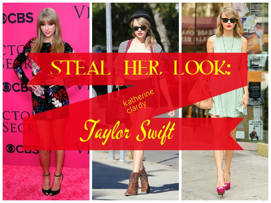 STEAL HER LOOK: TAYLOR SWIFT