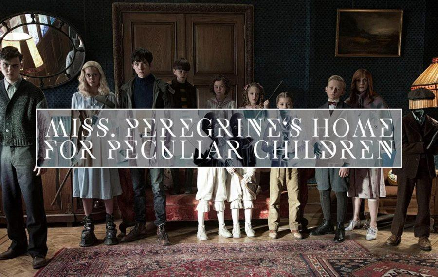 Miss Peregrines Home For Peculiar: Children's Book To Movie Transformation