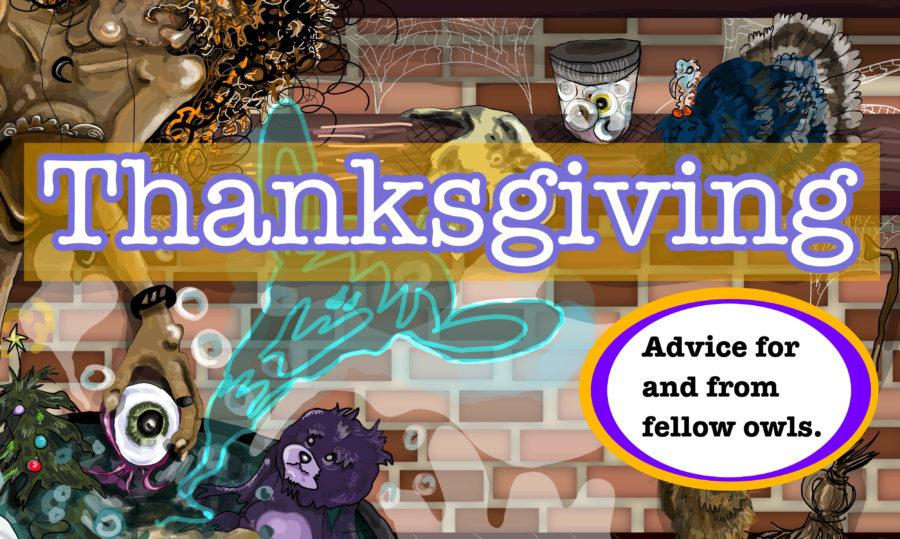 THIS THANKSGIVING SAY GOODBYE TO OVERDUES
