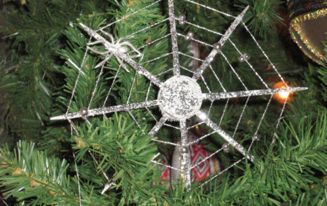 THE CHRISTMAS SPIDER