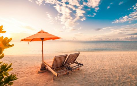 THE TOP 4 VACATION SPOTS
