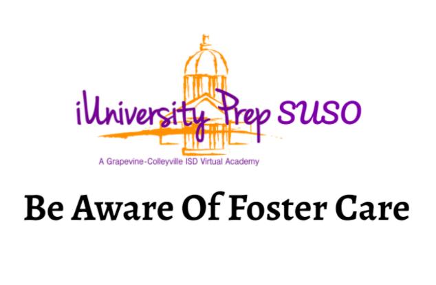 IUPREP SUSO: FOSTER CARE