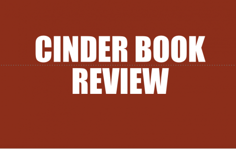 CINDER BOOK REVIEW