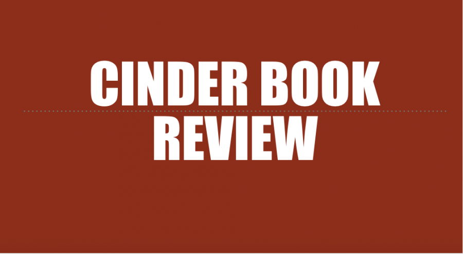 CINDER+BOOK+REVIEW
