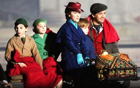 PRACTICALLY PERFECT IN EVERY WAY: MARY POPPINS RETURNS