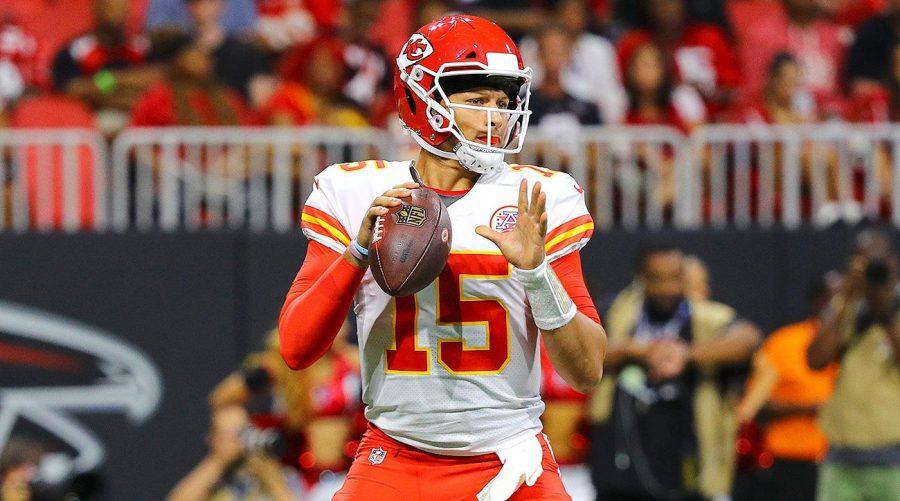 Defending MVP Patrick Mahomes, who leads the Chiefs into Super Bowl LIV