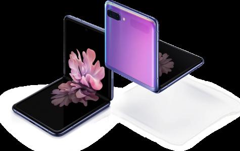 The new Galaxy Z Flip