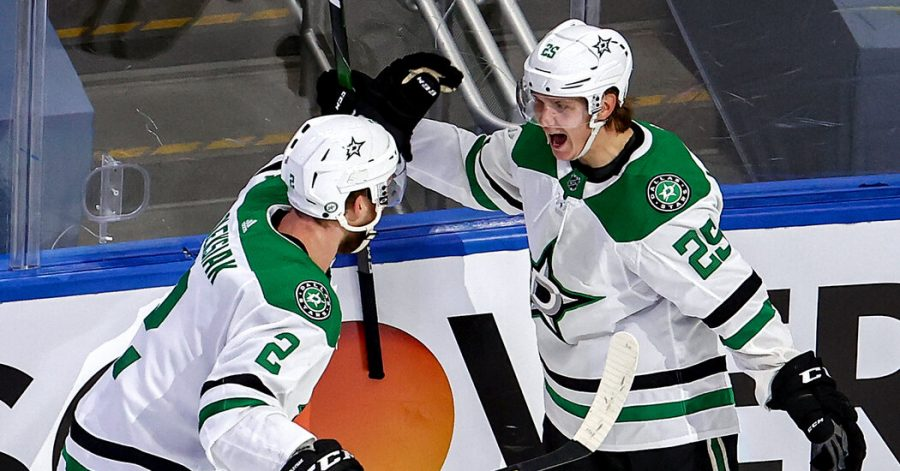 DALLAS STARS SECURE A SPOT IN STANLEY CUP SEMIFINALS