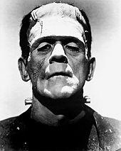 Victor Frankenstein's monster