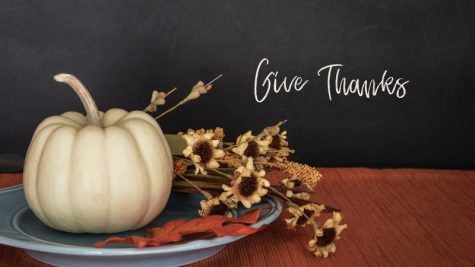 THANKSGIVING: THE FORGOTTEN HOLIDAY
