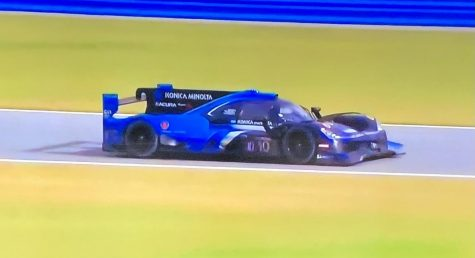The Wayne Taylor Racing Acura, which won the 2021 Rolex 24