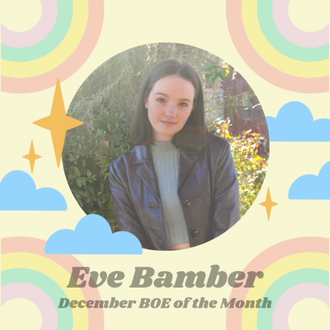 EVE BAMBER - DECEMBER BOE OF THE MONTH