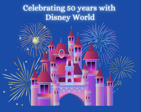 CELEBRATING 50 YEARS OF THE MOST MAGICAL PLACE ON EARTH